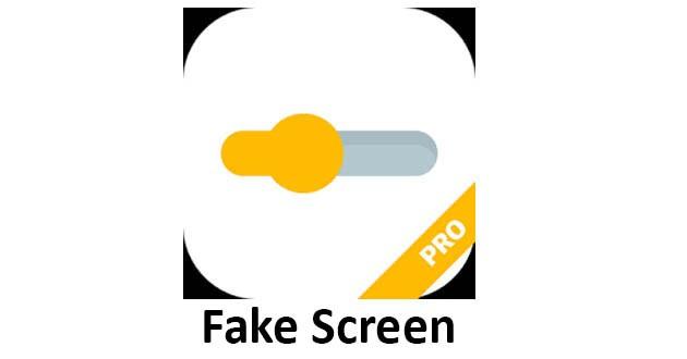 Fake Screen - Minimize Desktop of Android
