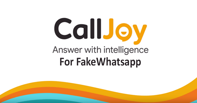 Calljoy Website for Fake Whatsapp Account 2020