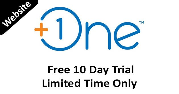 Free 10 Day Trial Limited Time Only -Plus1 Multiline