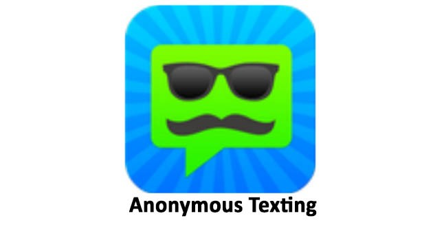 Anonymous Texting - Apk for andriod