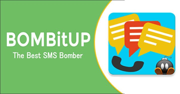 BOMBitUP : Best Prank App And International SMS Bomber - APK for Android