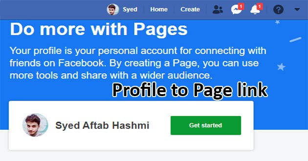Convert your profile to a Facebook Page