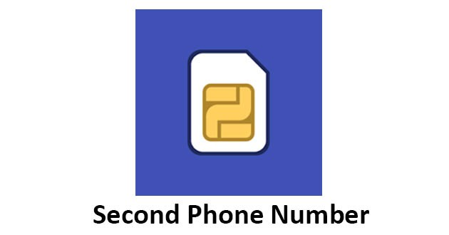 Second Phone Number: private texting & calling app