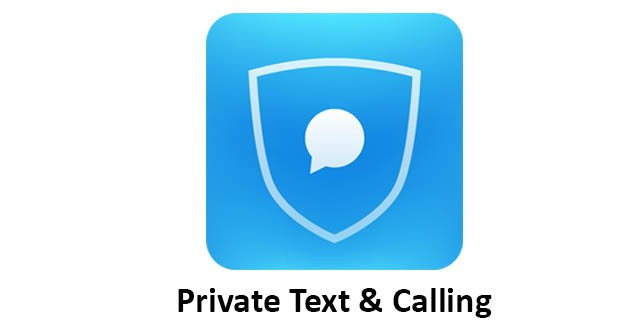 Private Text Messaging + Secure Texting & Calling