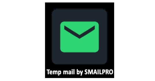 Temp mail by SMAILPRO - Fake Gmail App