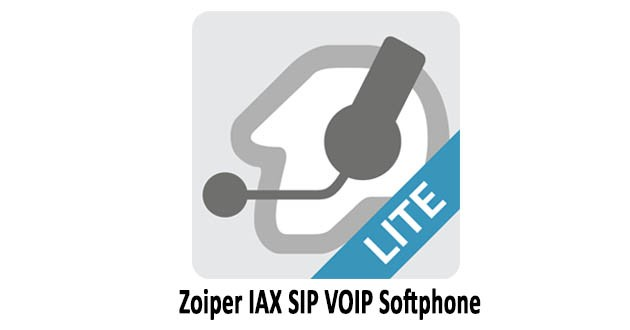 Zoiper IAX SIP VOIP Softphone - Apk for Andriod