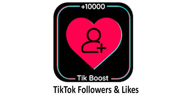 TikBooster : Tik Tok Fans & Followers & Likes