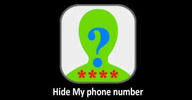 Hide My phone number for Android - APK Download