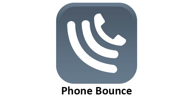 PhoneBounce. Second number. Cheap Calls/Msg. VOIP