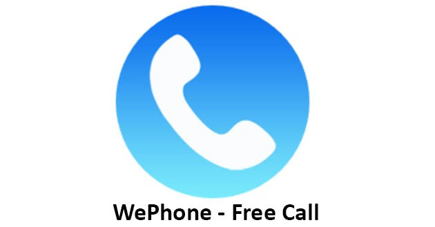 WePhone - Free Phone Calls for Android - APK Download