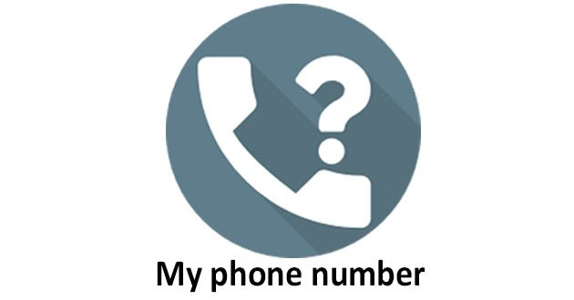 My phone number for Android - APK Download
