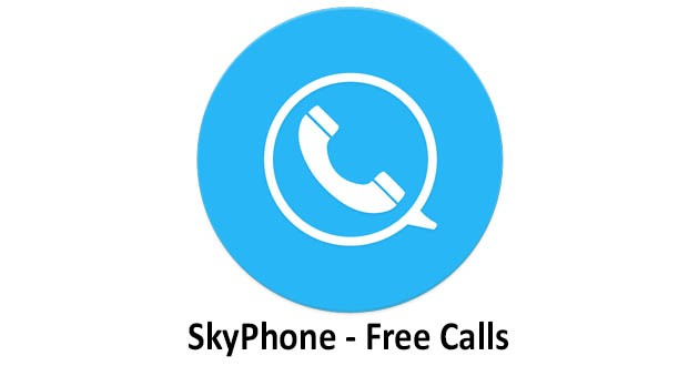 SkyPhone - Free Calling App with a High Quality Sound