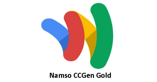 Namso CCGen Gold for Android - Download