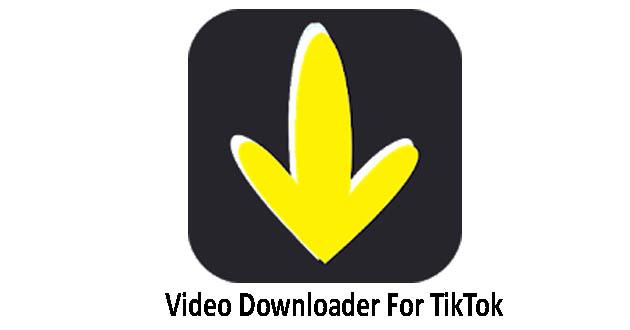 Video Downloader For TikTok - Apk Download