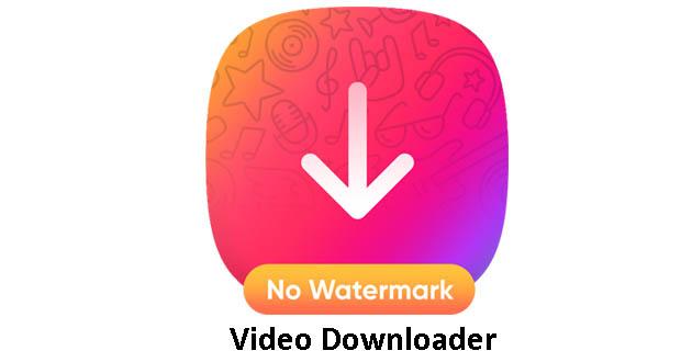 Video Downloader for Social Media - No Watermark