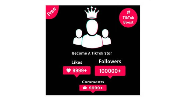 Liker Follower : TikTokTik Booster APK