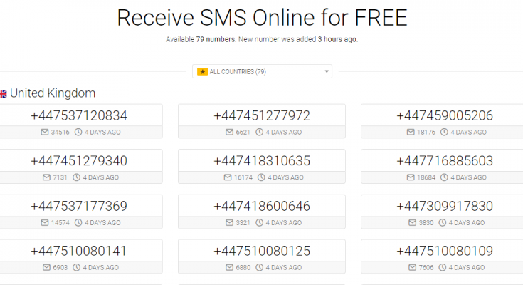 Get SMS Online And Sim Hosting For Unlimited Text Messages